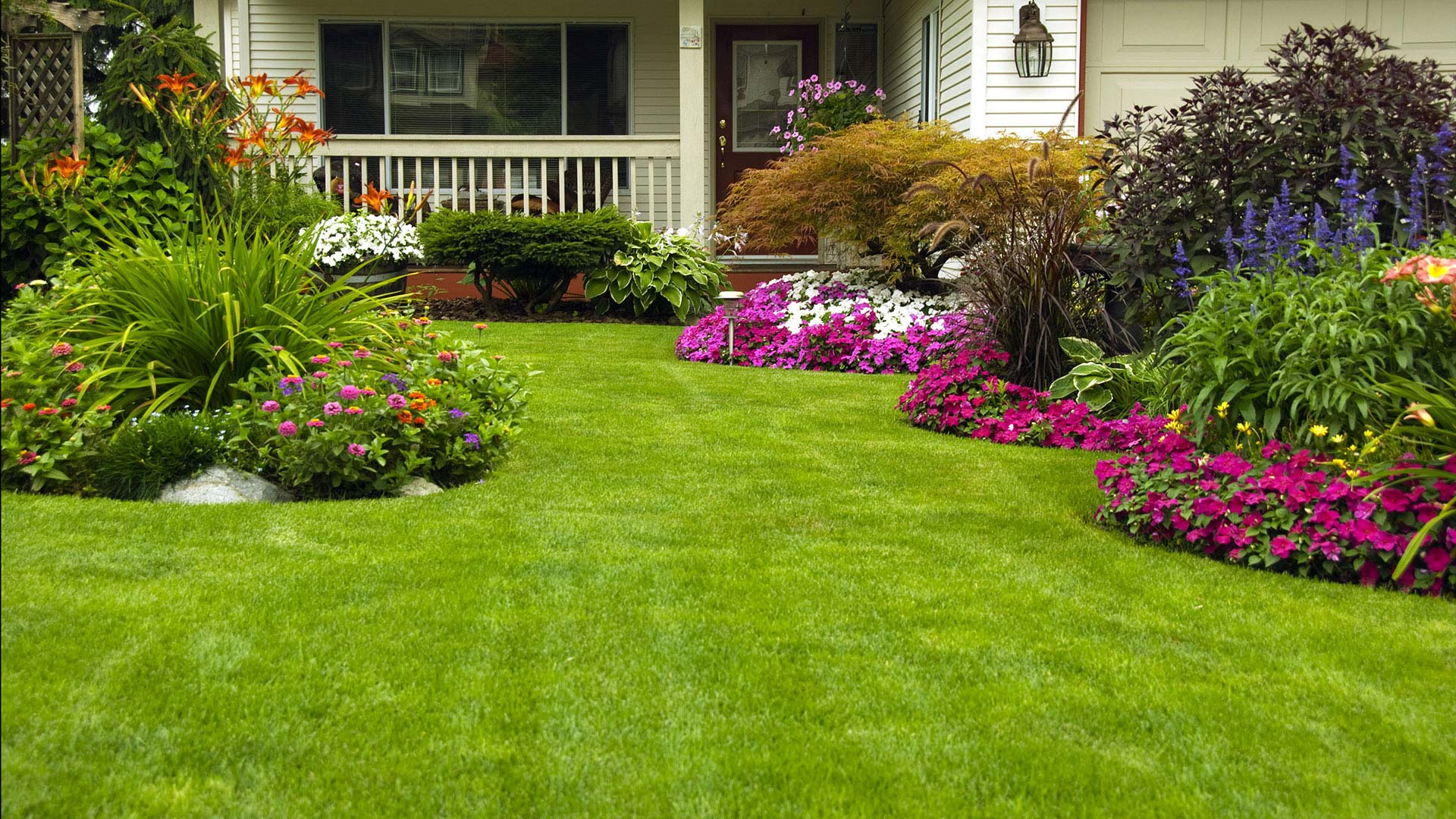 Kingsbury Landscape & Design LLC Landscaping Company, Lawn Service and Landscape Design slide 2